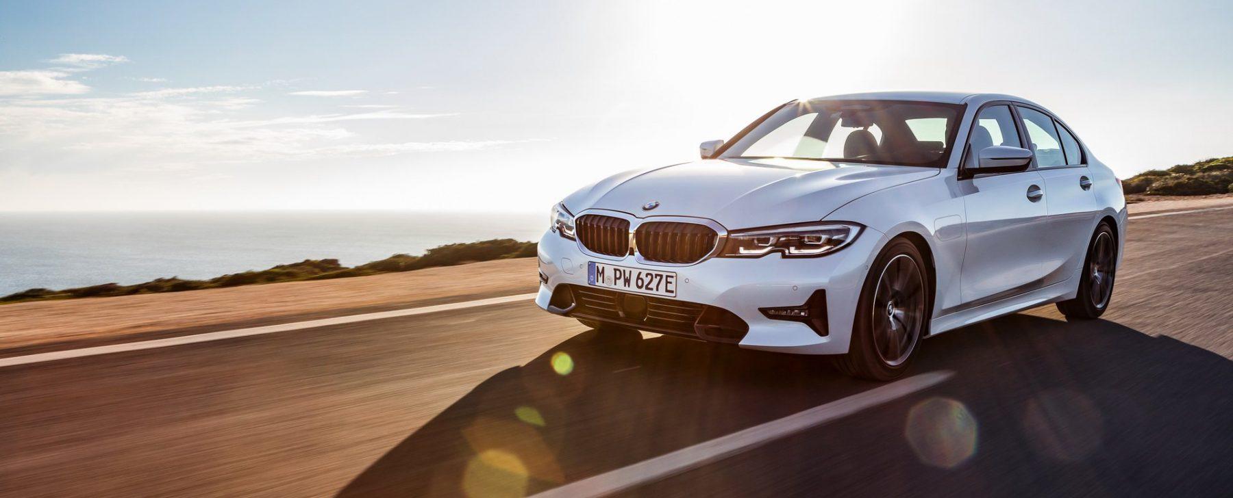 00984d8f07a El BMW Serie 3 híbrido enchufable hace 60 kilómetros en modo eléctrico