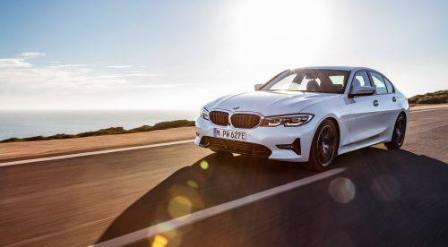 El nuevo BMW Serie 3 híbrido enchufable hace 60 kilómetros en modo eléctrico