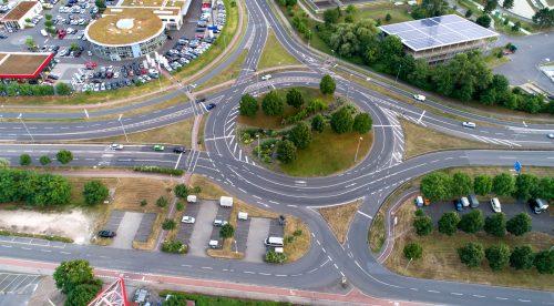 La nueva propuesta que intenta resolver el gran lío de las rotondas