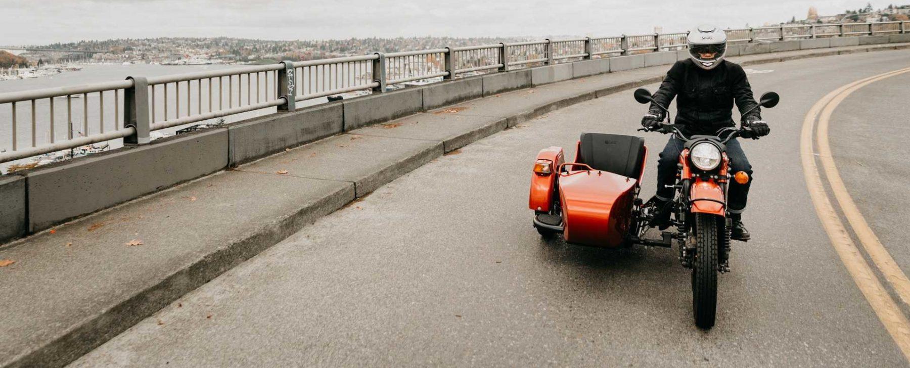 Ural E Project - moto electrica