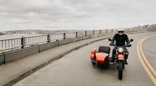 Ural E Project: una moto eléctrica que solo se vende con sidecar