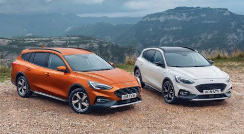 Ford Focus Active: el superventas se viste de SUV