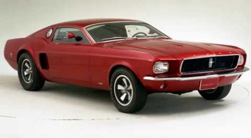 Los prototipos de Ford Mustang más espectaculares de la historia