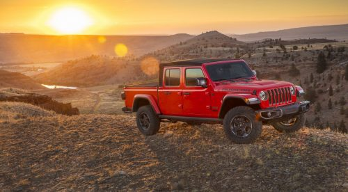 Jeep Gladiator: el eterno 4×4 se hace 'pick-up'