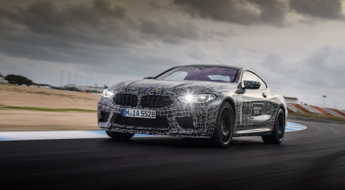 El BMW M8 llegará en 2019 con más de 600 CV y tracción integral