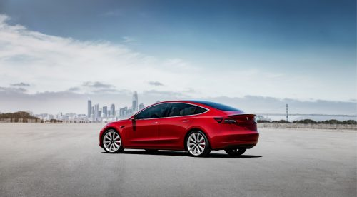 Así es el Model 3, el Tesla que muchos podrán comprar