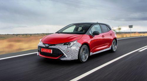 El Toyota Corolla vuelve a Europa para sustituir al Auris