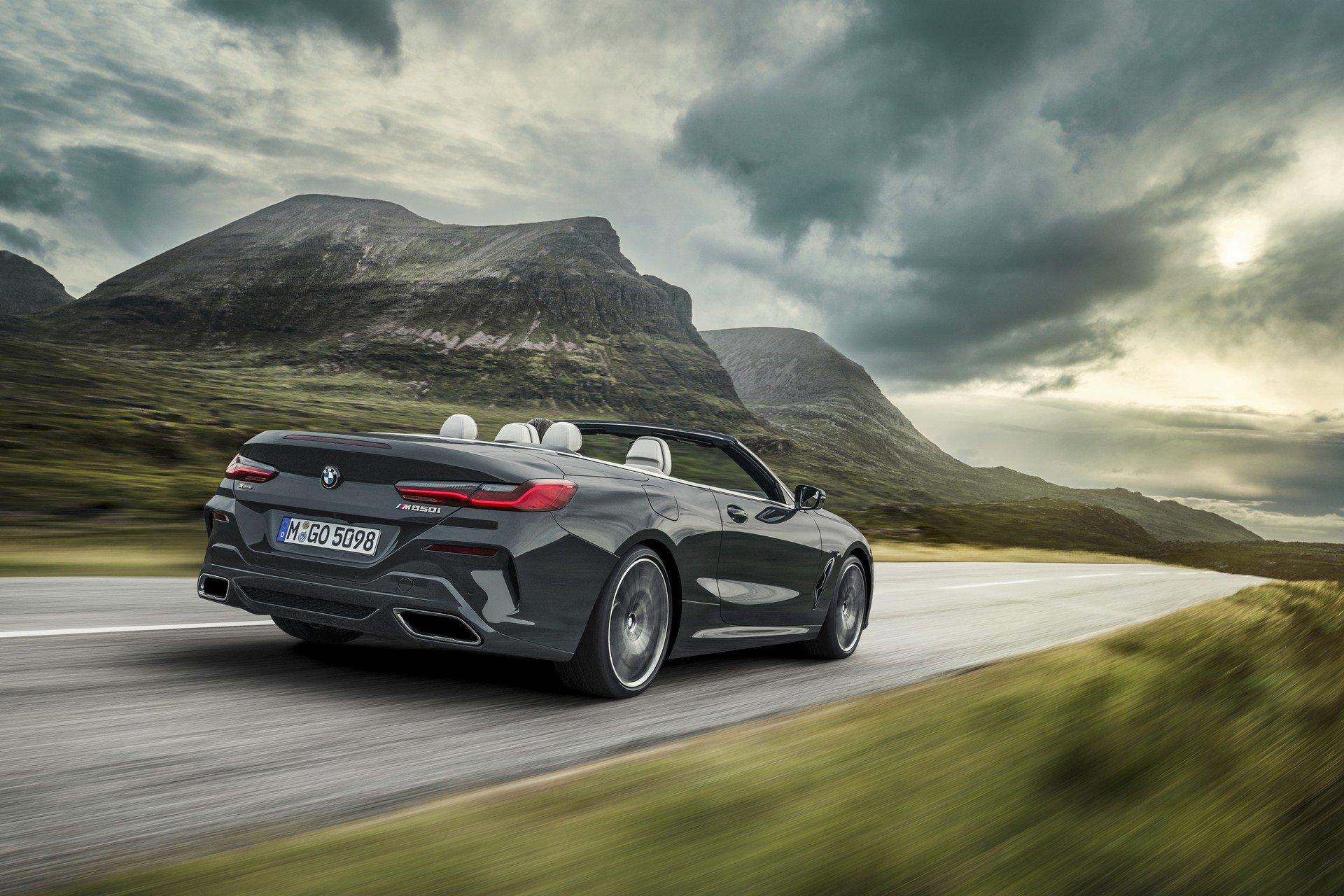 Las imágenes de BMW Serie 8 Cabrio