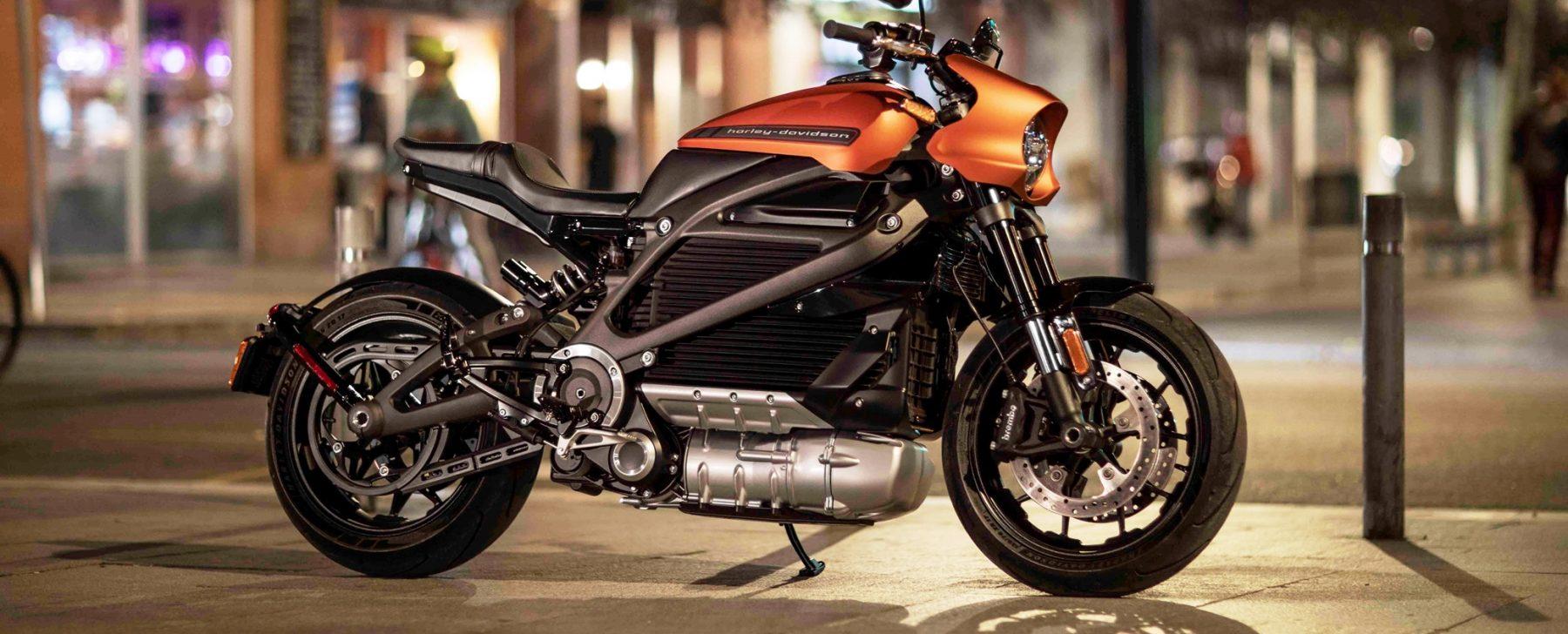 LiveWire Harley Davidson
