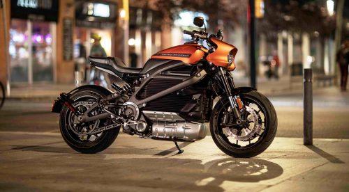 Así es la primera Harley-Davidson eléctrica de la historia