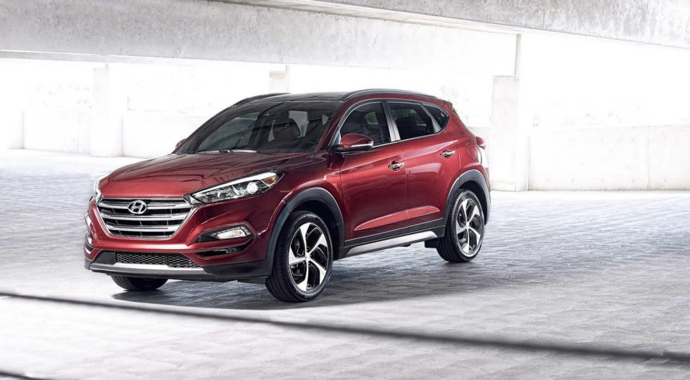 Hyundai Tucson diésel: 32.915 euros