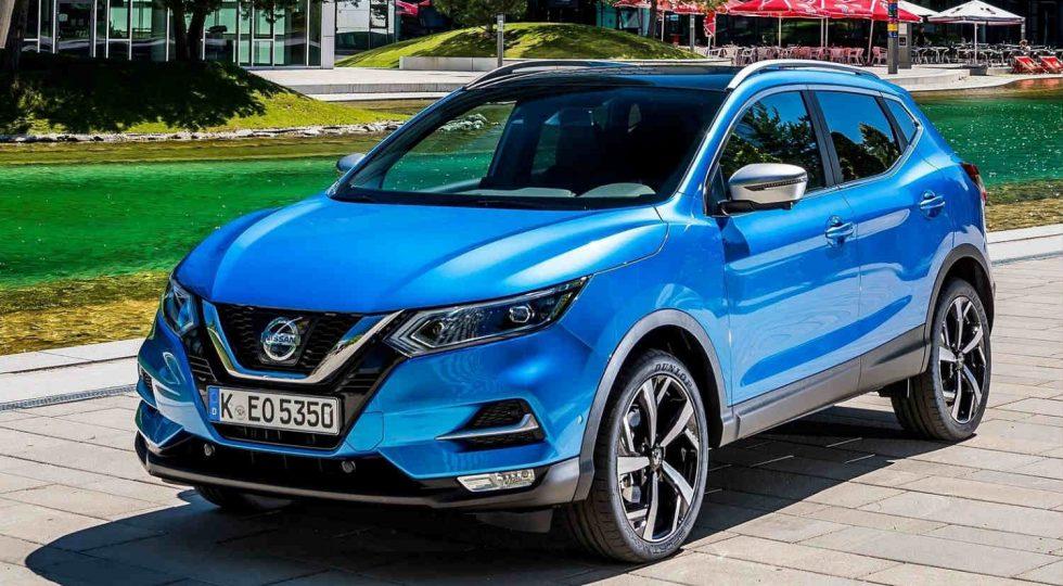 Nissan Qashqai gasolina: 18.500 euros