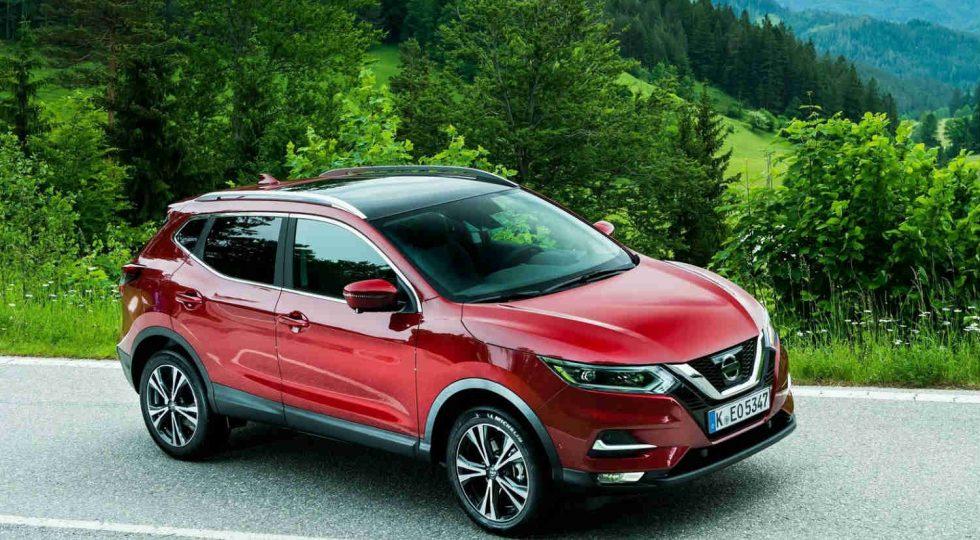 Nissan Qashqai diésel: 20.200 euros