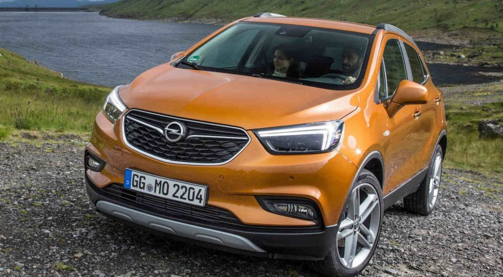 Opel Mokka X gasolina: 18.756 euros