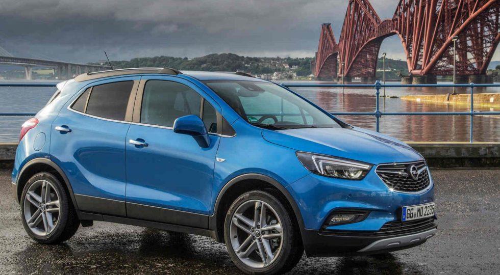 Opel Mokka X diésel: 21.256 euros