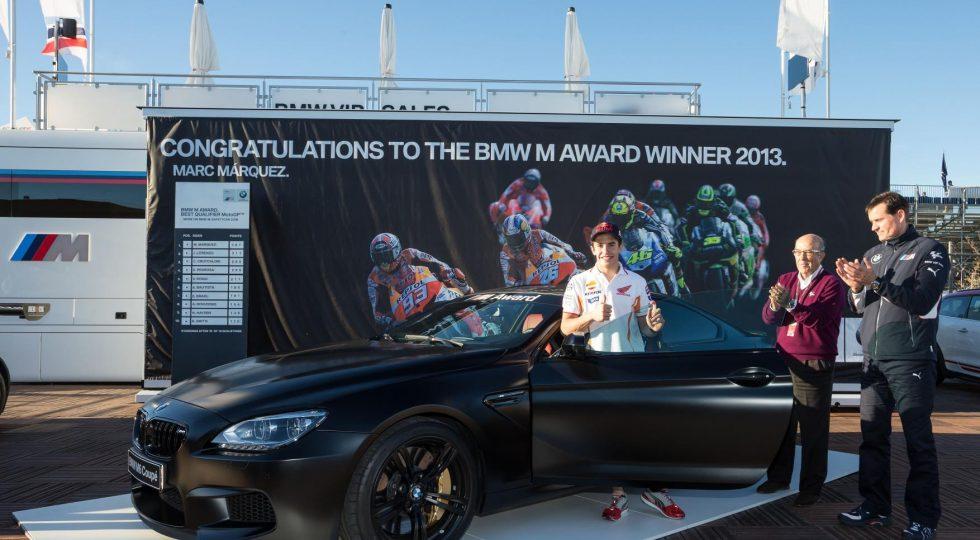 2013: BMW M6 Coupé