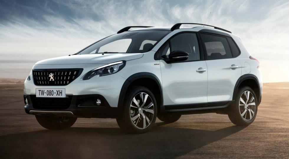 Peugeot 2008 gasolina: 20.950 euros