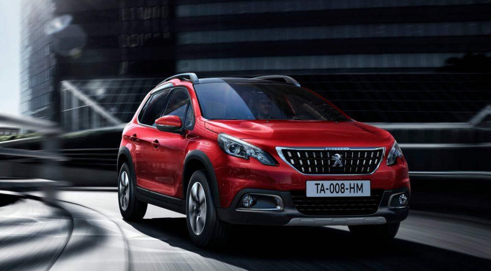 Peugeot 2008 diésel: 22.100 euros