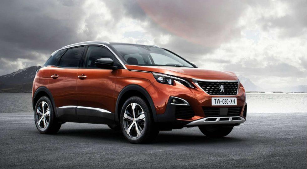 Peugeot 3008 diésel: 26.850 euros