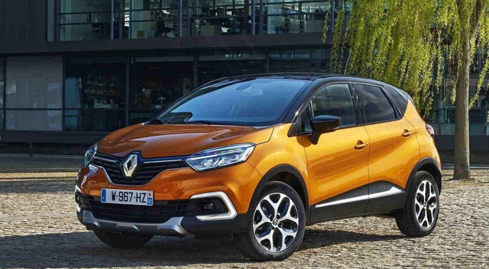 Renault Captur gasolina: 13.161 euros