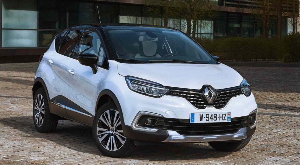 Renault Captur diésel: 14.454 euros