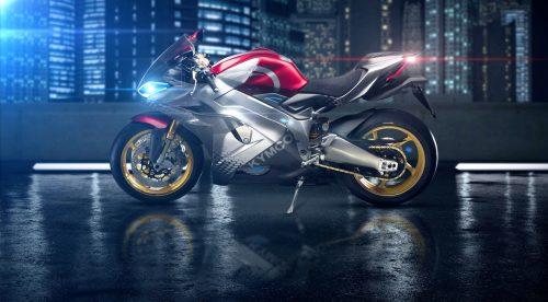 Kymco SuperNEX, la moto eléctrica deportiva… y que suena