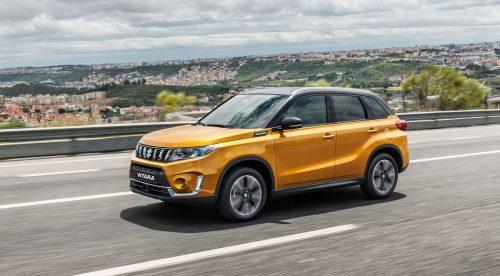 Suzuki Vitara 2018: mejoras notables en un coche que sirve para todo