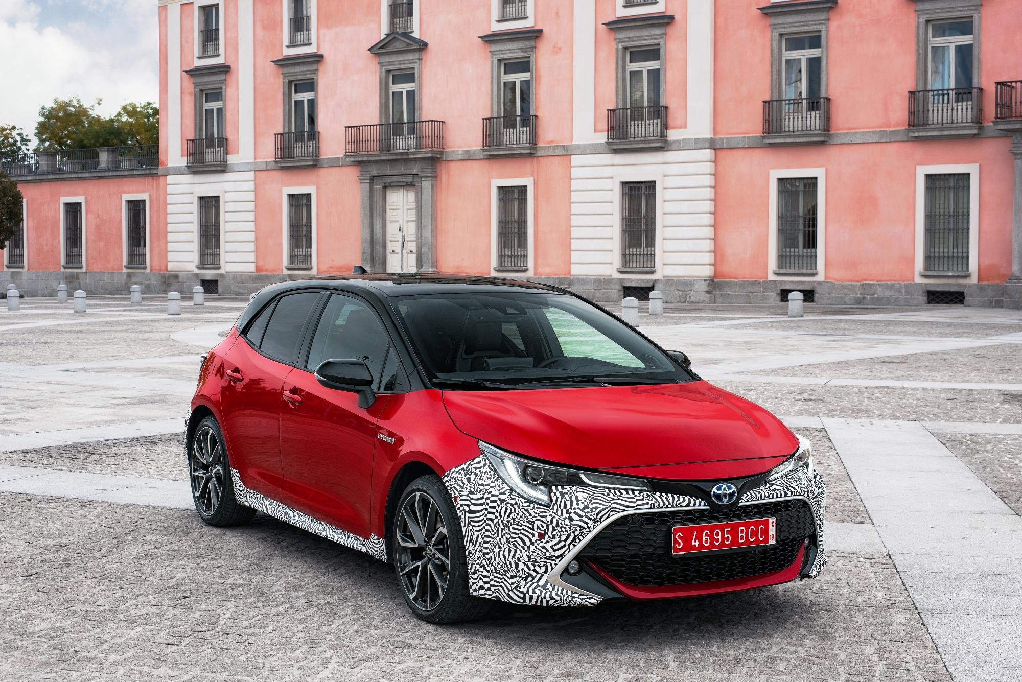 Todos los detalles del nuevo Toyota Corolla