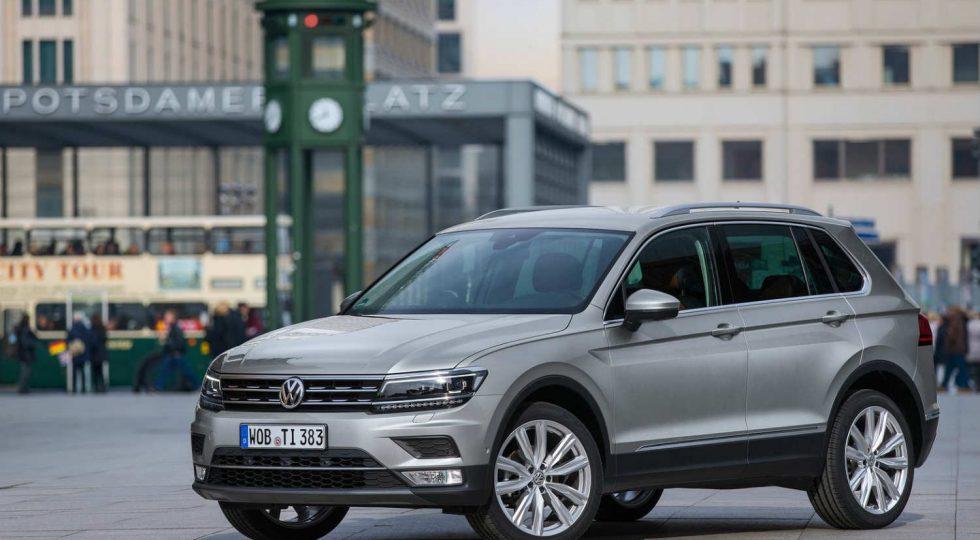 Volkswagen Tiguan diésel: 33.680 euros