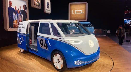 Volkswagen Buzz Cargo, las mil vidas del Bulli