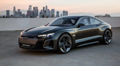Audi e-tron GT: el 'anti-Tesla' alemán llegará en 2021