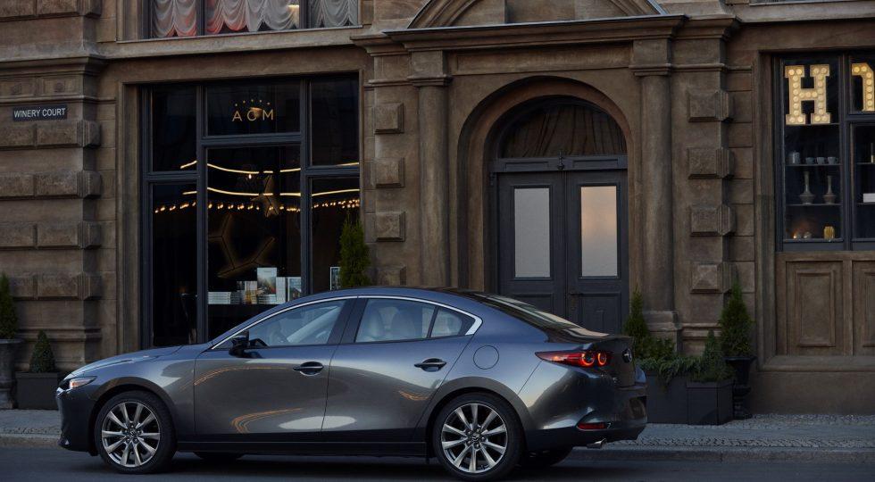 Mazda3 2019