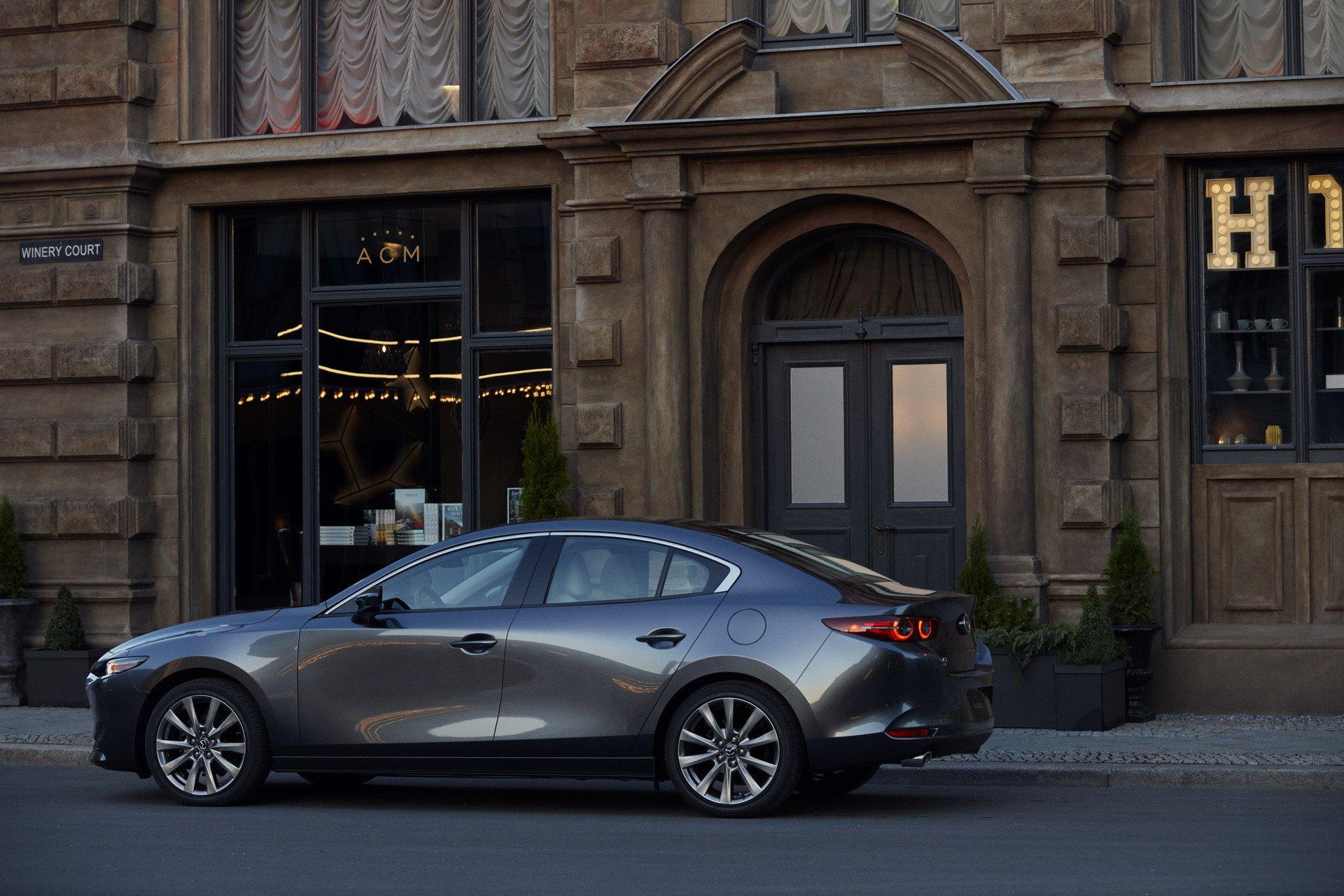 Así es el Mazda3 2019