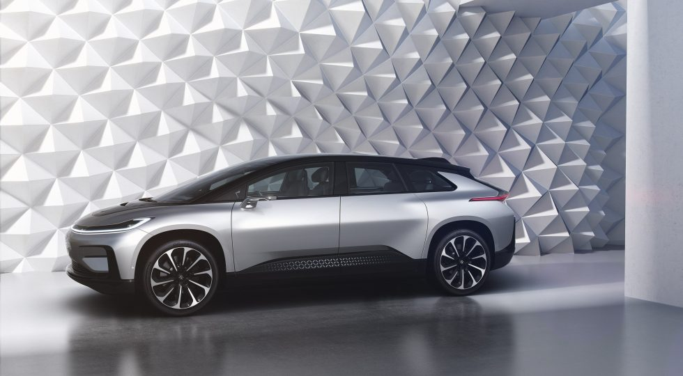 3. Faraday Future FF91: 2,39 segundos