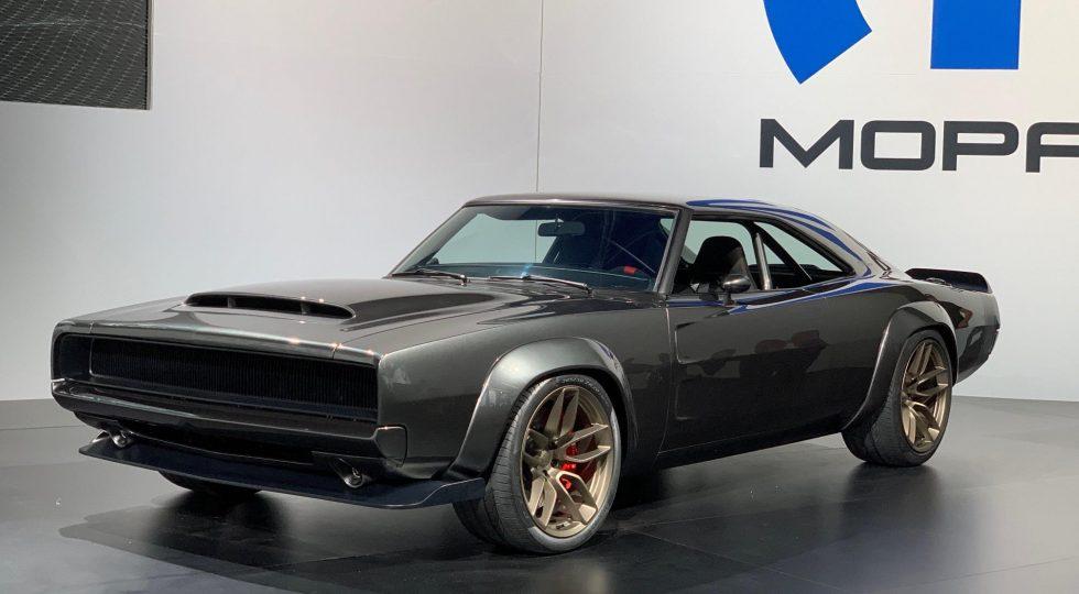 Los coches más espectaculares del SEMA Show 2018