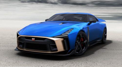 Así es el Nissan GT-R del millón de euros que llegará a la calle