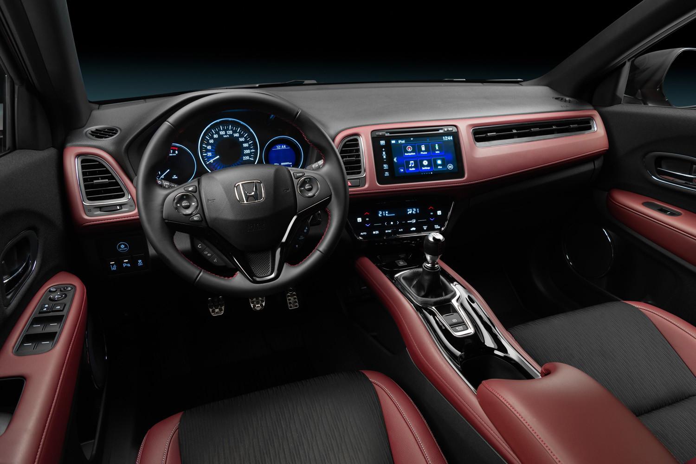 Honda HR V Sport