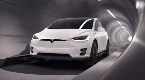 Este es el túnel por el que se lanzarán los Tesla a 240 km/h