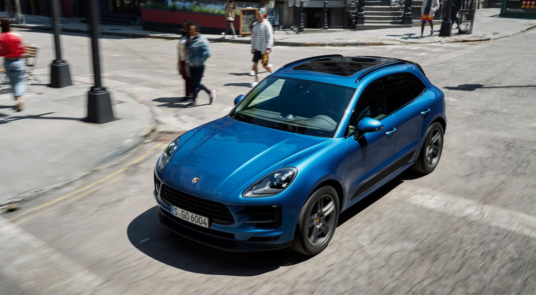 El nuevo Porsche Macan 2019, al detalle