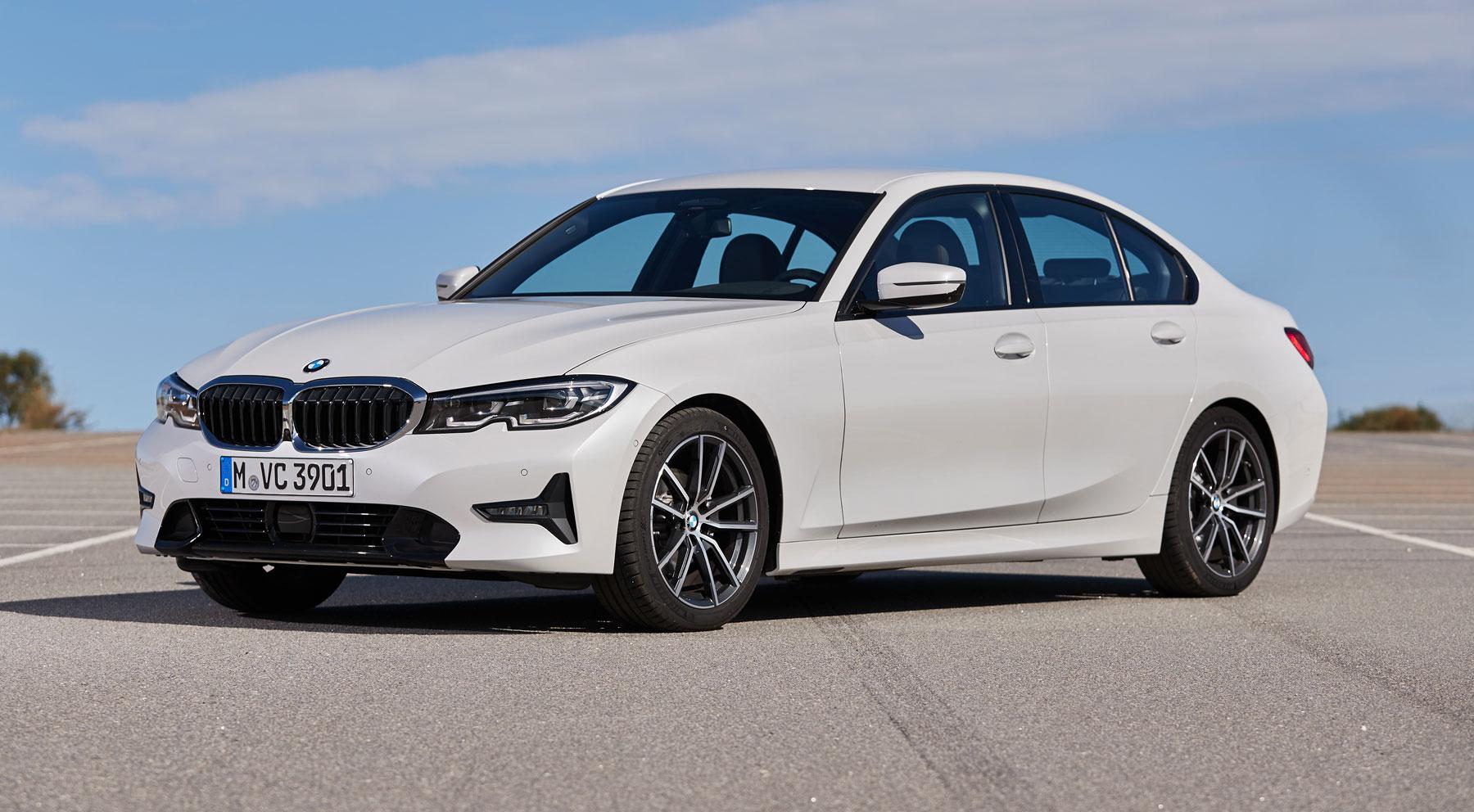 La estética estilizada del nuevo BMW Serie 3