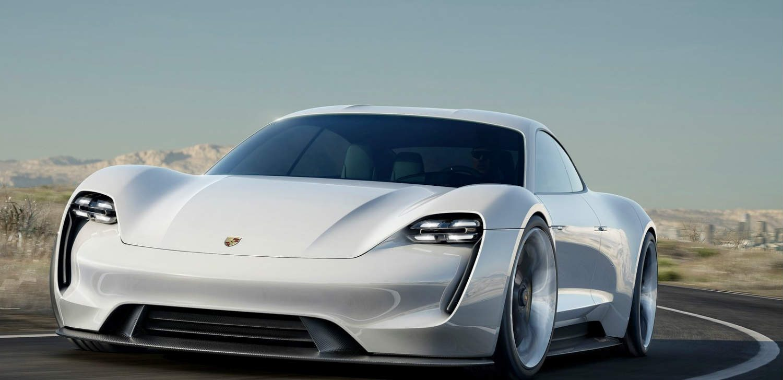 Porsche Taycan electrico
