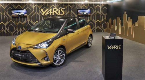 Toyota celebra los 20 años del Yaris con una edición limitada