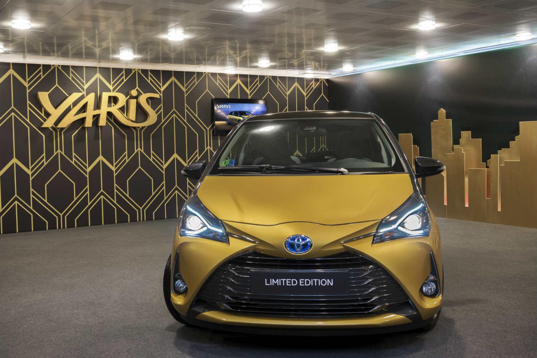 Las imágenes del Toyota Yaris 20 Aniversario Limited Edition