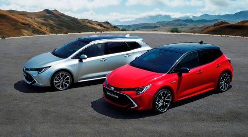 El nuevo Toyota Corolla está disponible desde 21.150 euros