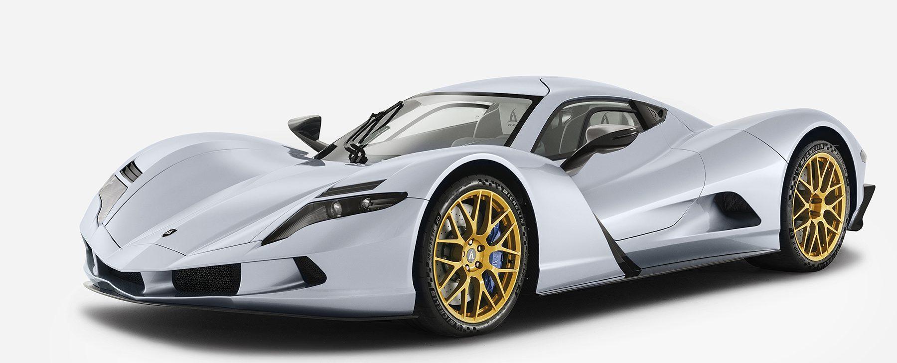 14 coches eléctricos que aceleran tan rápido como un ...