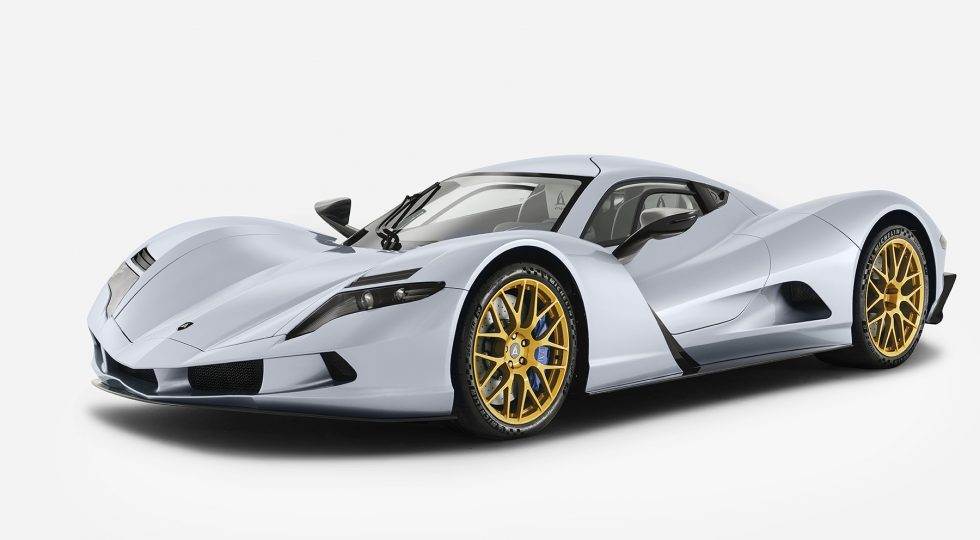 14 coches eléctricos que aceleran tan rápido como un Fórmula 1