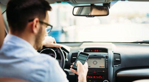 ¿Cuánto tiempo crees que tardas en mandar un 'wasap' al volante?