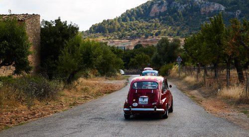 40 años de Constitución y coches: hitos y curiosidades