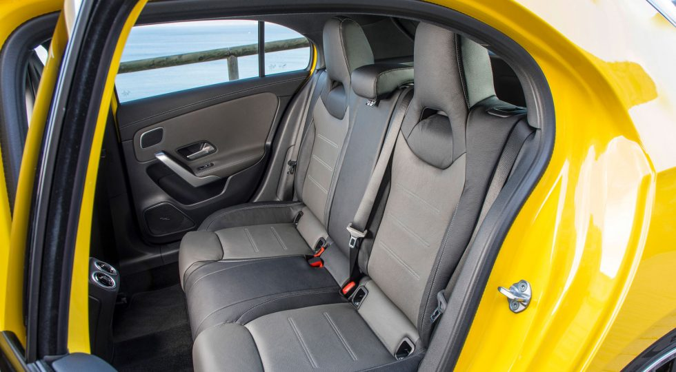 Mercedes Clase A 35 AMG