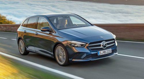 Un Mercedes Clase B más sofisticado